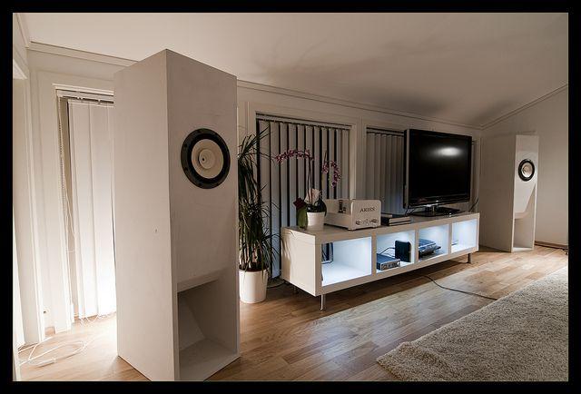 Fostex FE203En-S | Hifi | Hifi audio, Audio design, Audio room