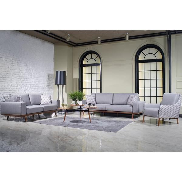 3 3 1 1 Turin Sofa Set Istanb001 Sofa Styling Sofa Set Mid Century Modern Design