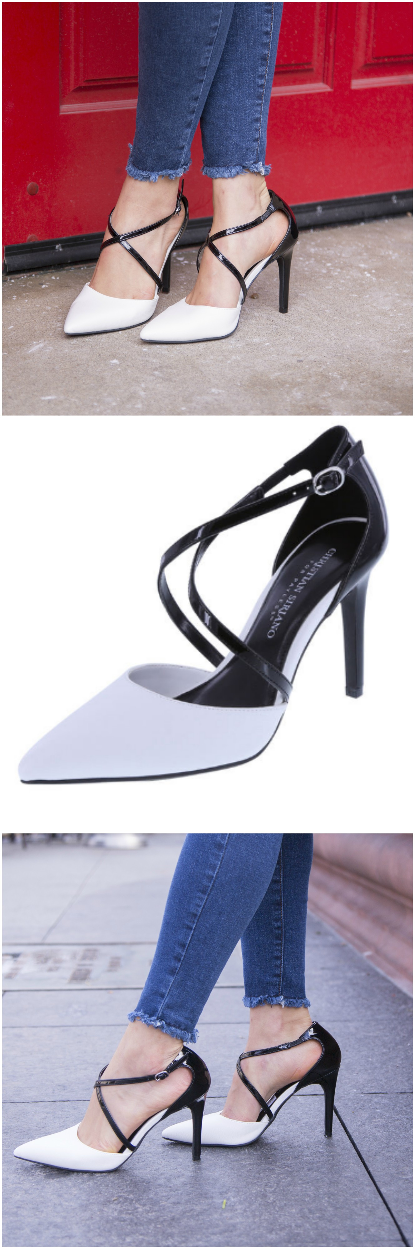 271a0bc709d5f Look like a million bucks in the Klassic pump by Christian Siriano ...