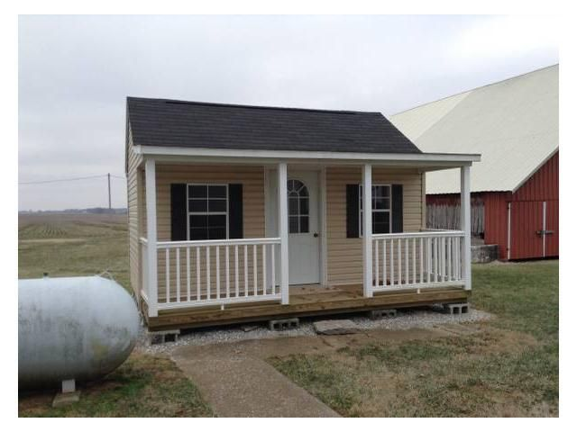 Amish Built Building Tiny House Listings Beautiful
