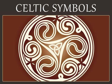 Celtic Symbols Meanings Triquetra Celtic Knots And Symbols