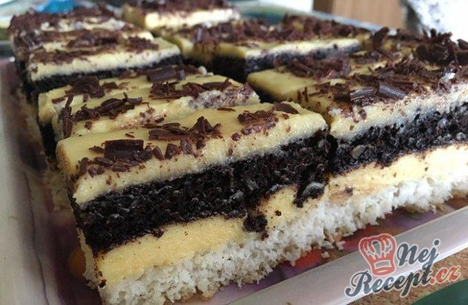 Famózní krémovo-kokosový RAFFAELLO koláč