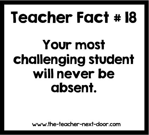 Teacher Humor - The Teacher Next Door