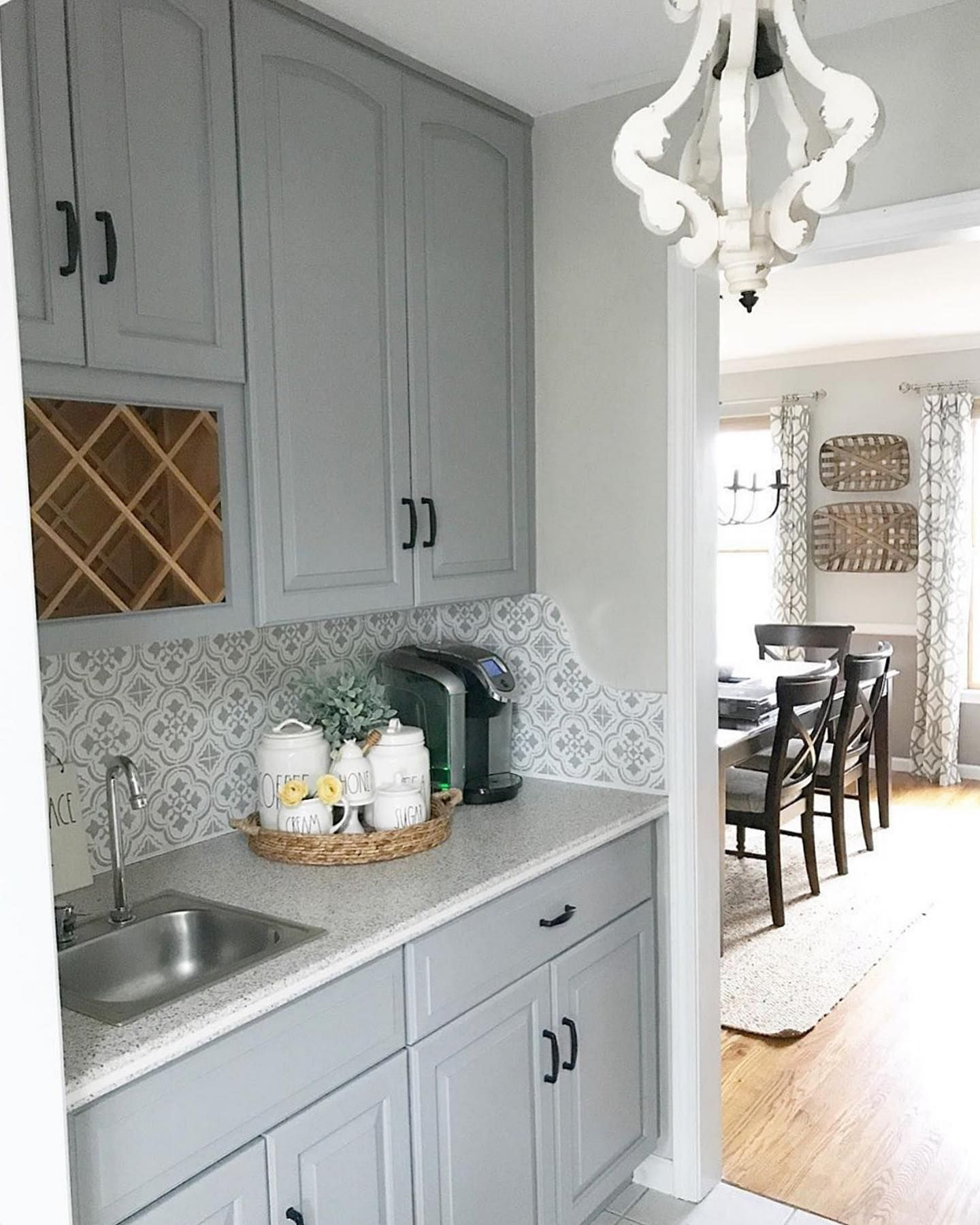 May S Color Story From Fusion Mineral Paint In 2020 Bone Inlay Dresser Diy Kitchen Cabinets Painting Painted Dining Table