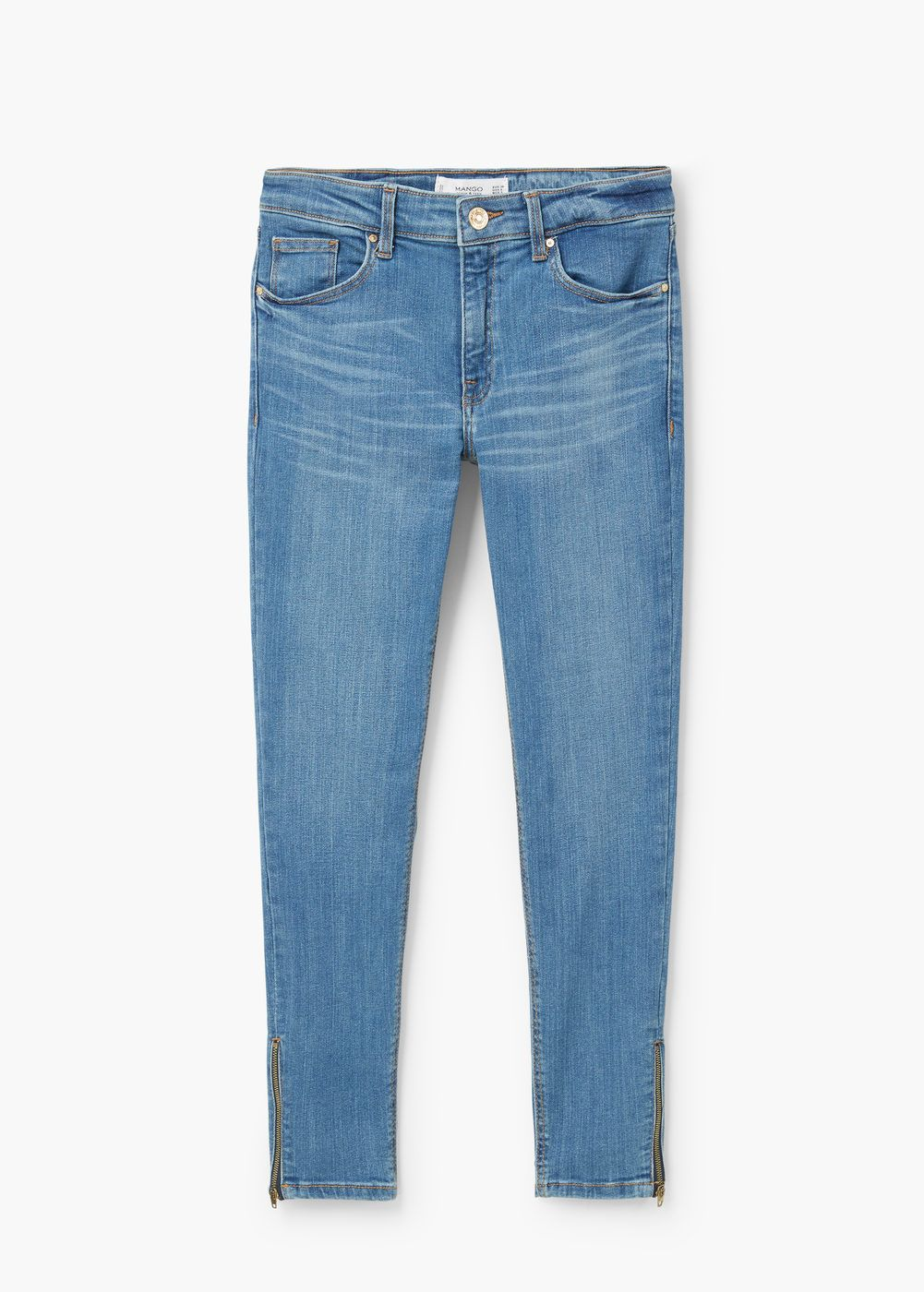 70c915db4c9 Skinny crop tattoo jeans - Woman   JEANS LEGGING SUMMER   Vaqueros ...
