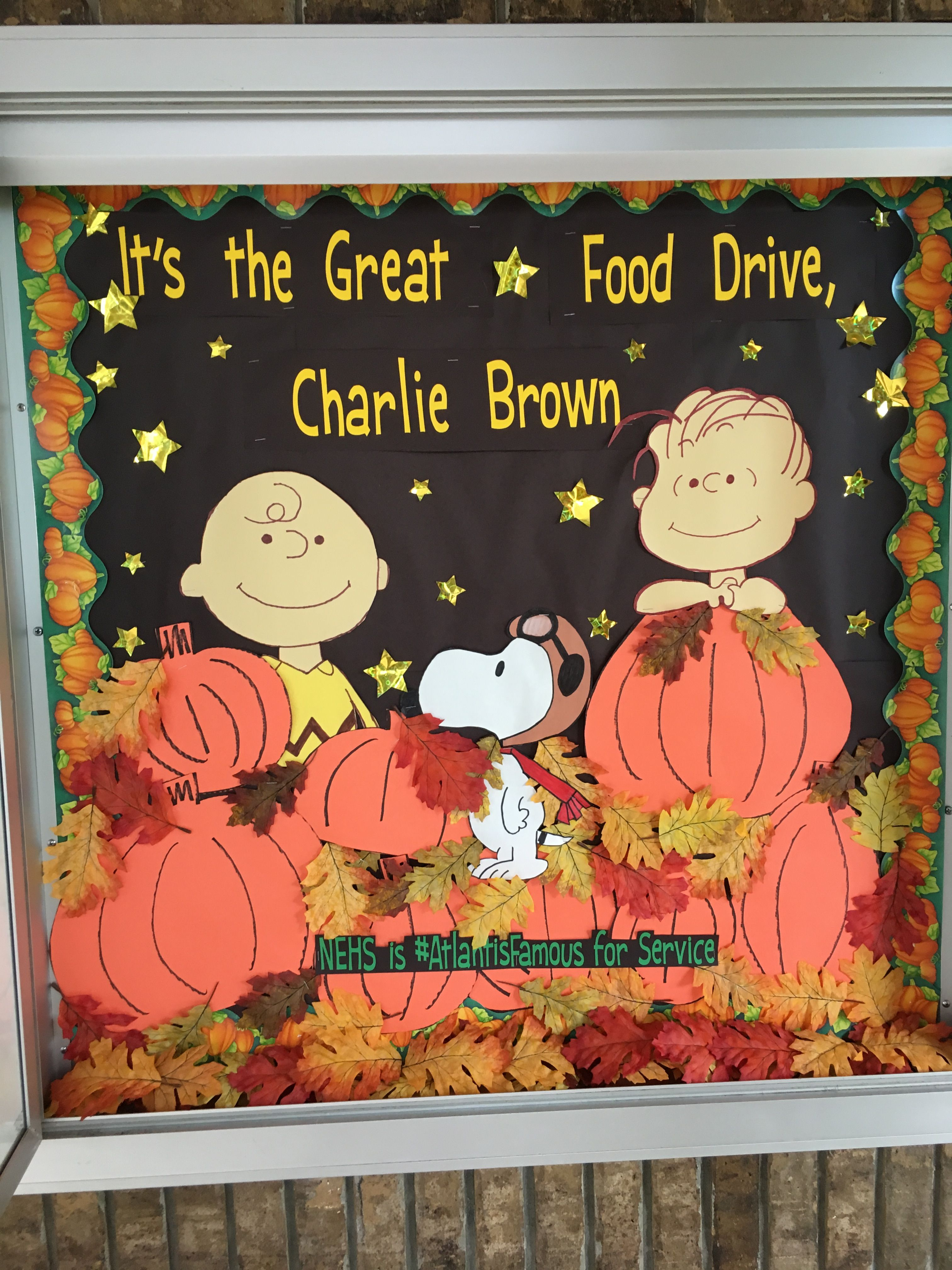 Pin by BIZEMOM JENNY on CREATIVE ME Food drive, Great