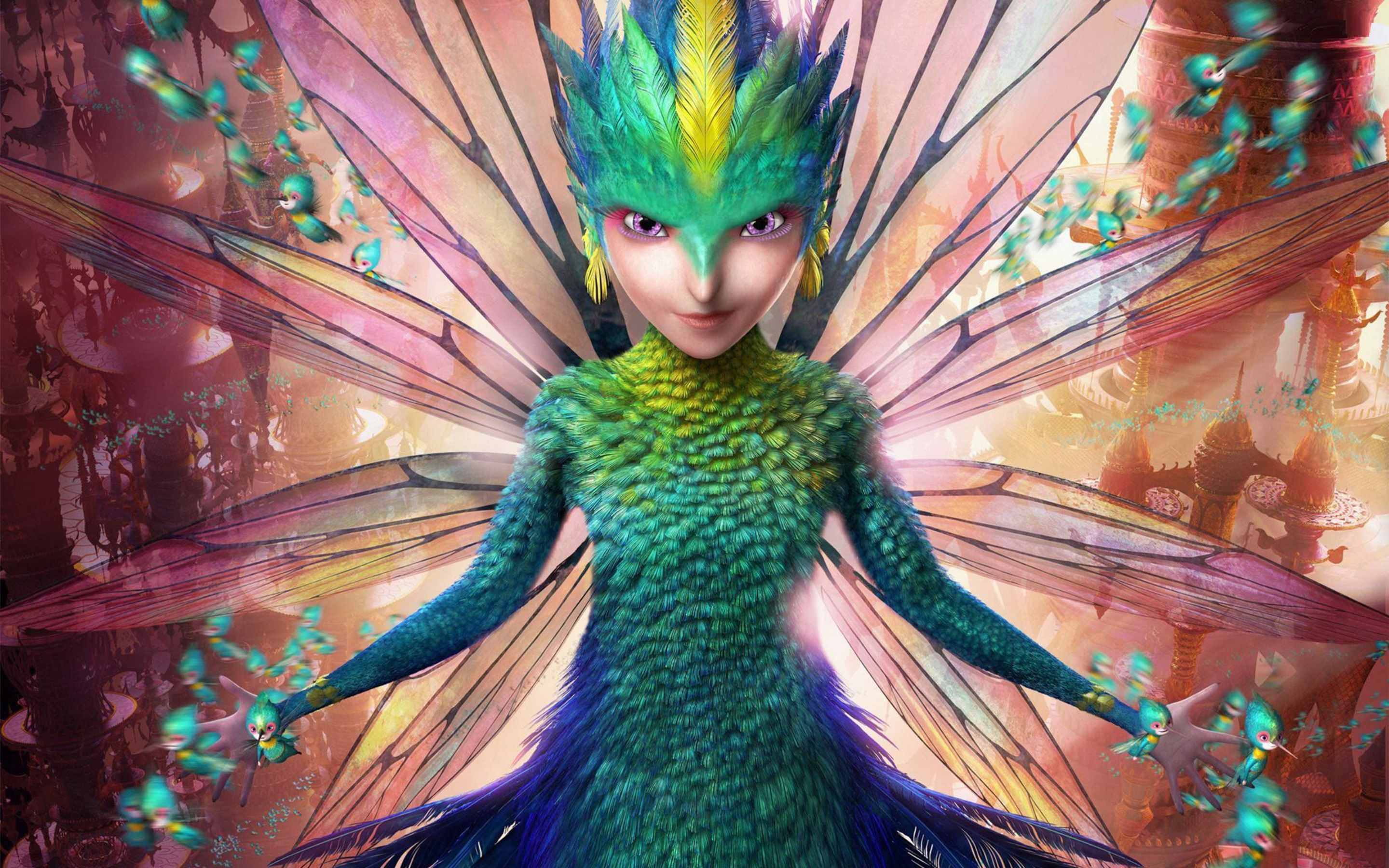 The tooth fairy in rise of the guardians 2880x1800 favorite wallpapers rise of the guardian fairy guardians cartoon altavistaventures Gallery