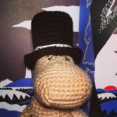 Moominpappa hat