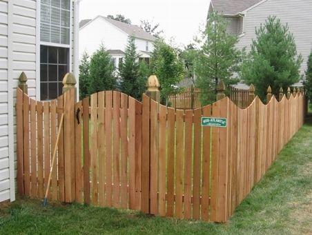 Staccionate da giardino cerca con google staccionata for Recinzioni giardino legno