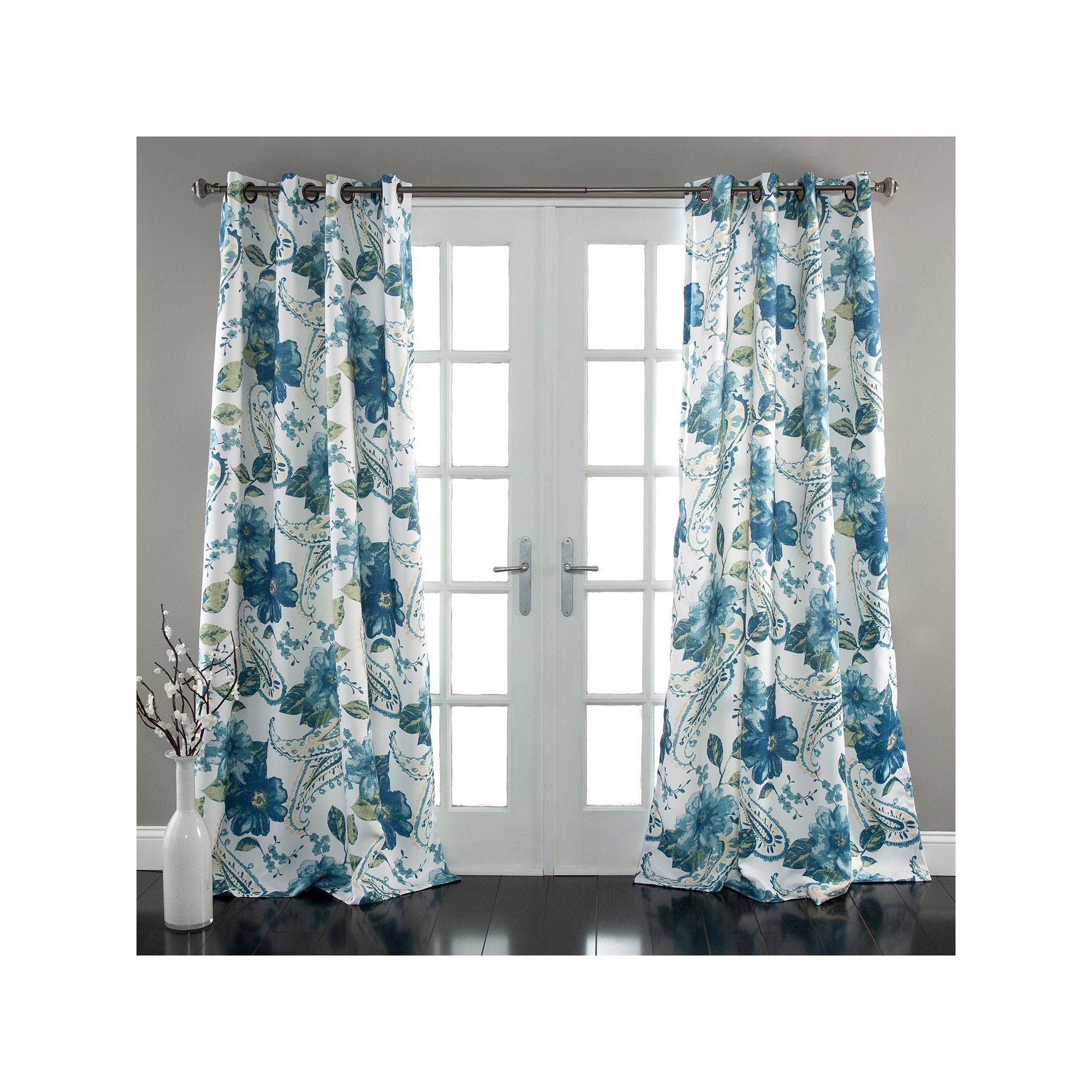drapes lush paisley panel featured medallion curtain decor pair subcat for garden room bbba window less darkening thumbnail overstock stripe home curtains