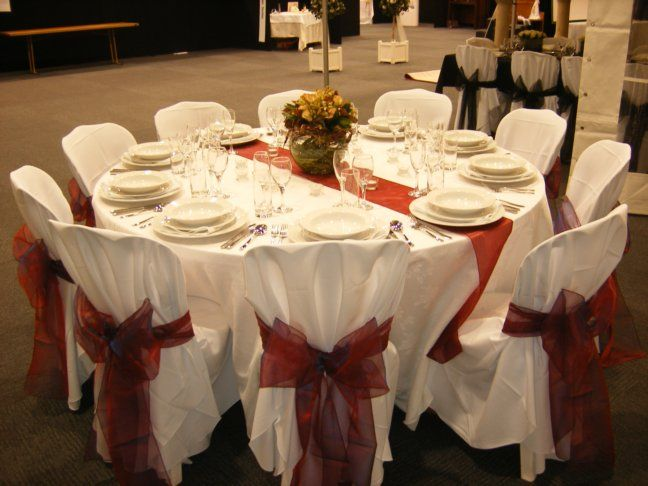 Party Centerpieces For Round Tables