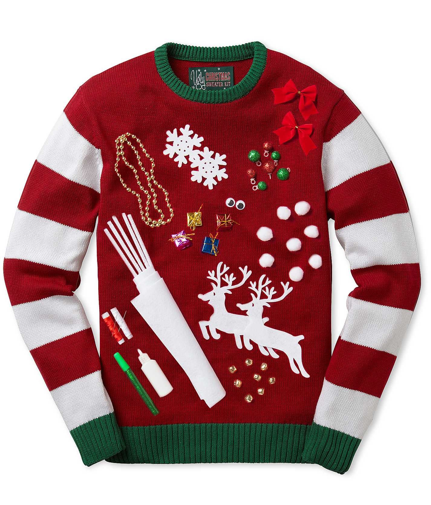 The Best Ugly Christmas Sweaters Thatll Be a Hit at Every Holiday Party