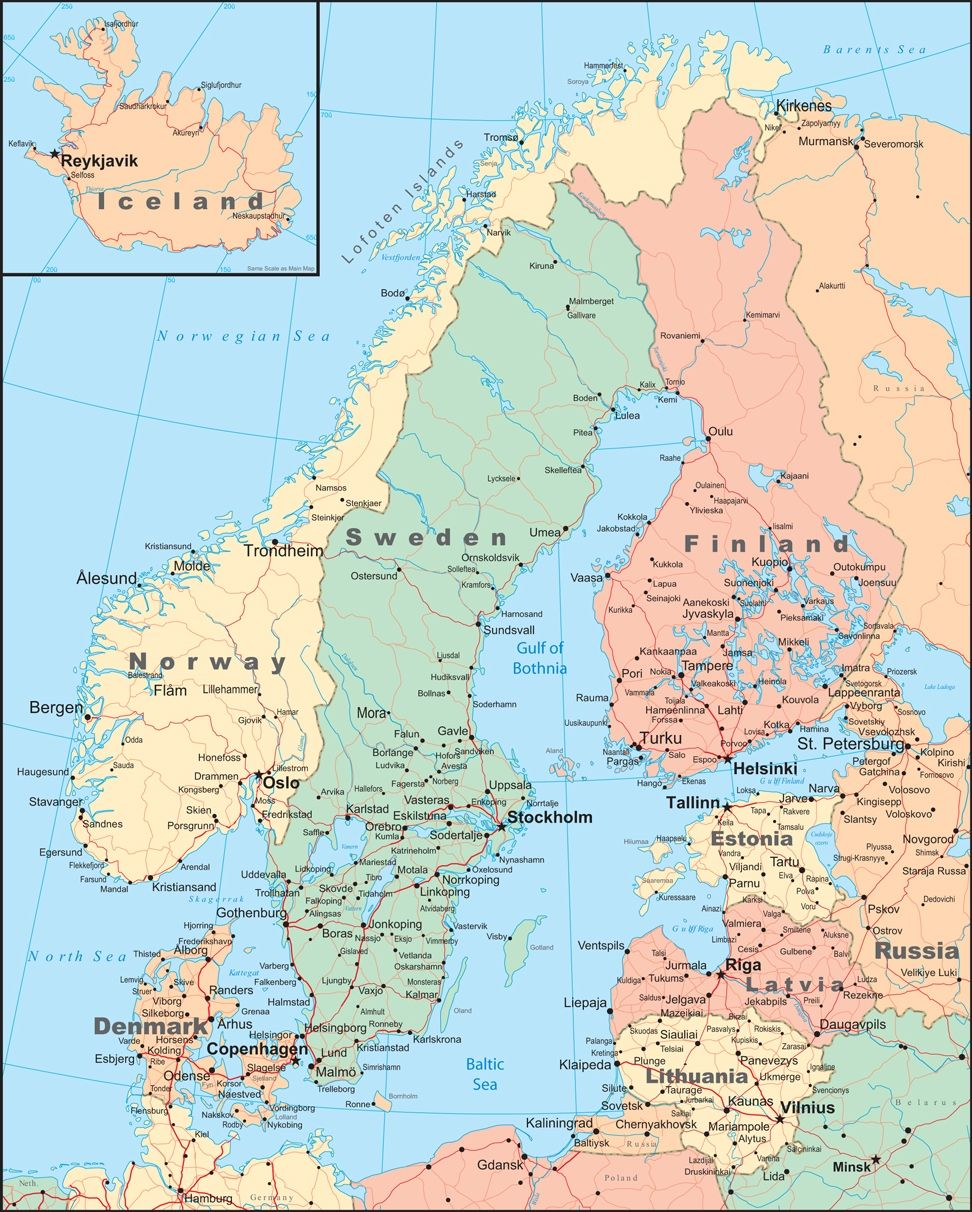 What To Pack When You Study Abroad In Scandinavia Scandinavia Baltic Countries Norway Sweden Finland