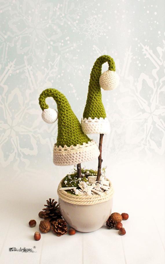 Photo of Robin fugler og hatter – hekle mønster av mala designs ®