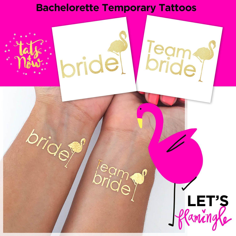 Flamingo Party Theme | Bachelorette Party Favor | Team Bride ...