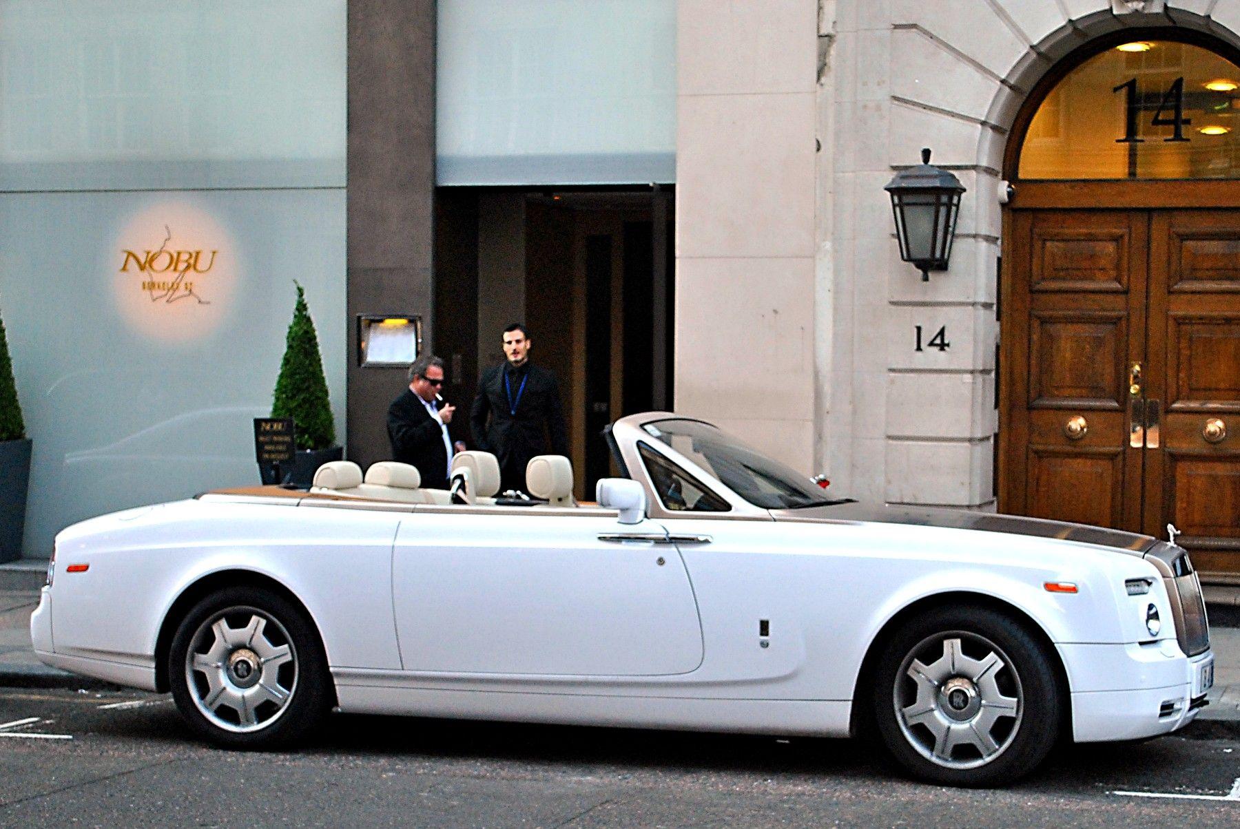 Rolls royce phantom drophead coupe 111914
