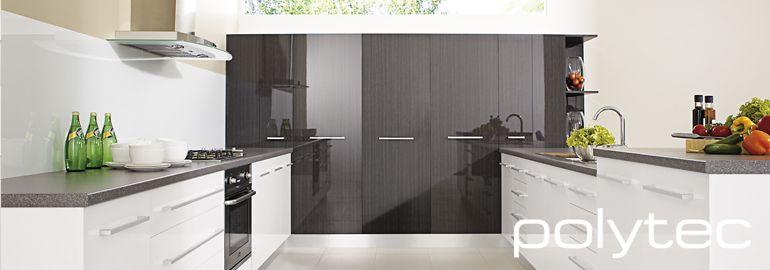 Polytec 2013 Createc   Custom kitchens, Kitchen ...