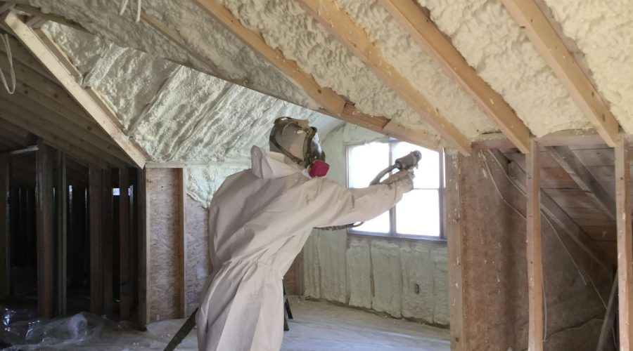 Best Insulation Contractors Erie Pa With Images Spray Foam Insulation