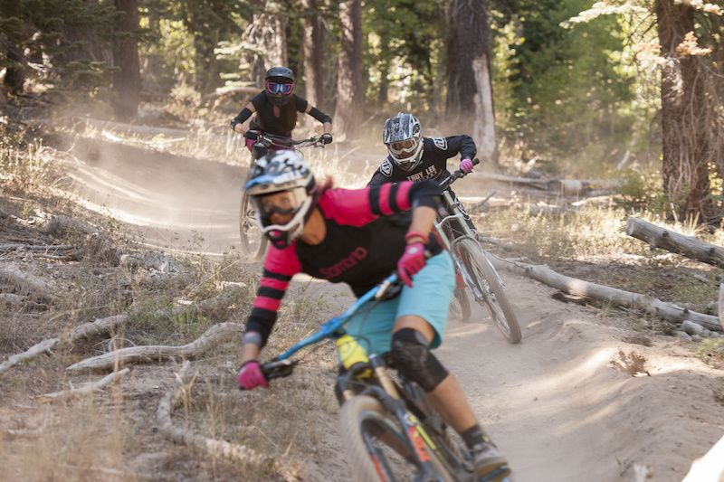 Kat Sweet, McKenna Merten and Inga Beck will star in an upcoming documentary series, 'The Line' which aims to showcase female athletes in MTB. Due for release in 2016, you can find more about the series here.