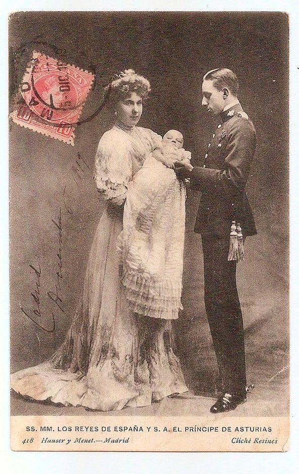 España Royal Family, King, Queen, Son