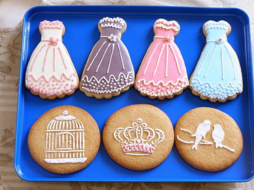 Biscuits Decores Au Glacage Royal Avec Recettes Kids In 2018