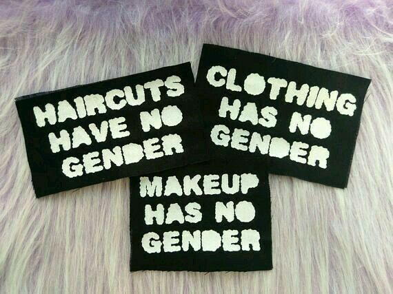 Feminism Punk Patches Patches