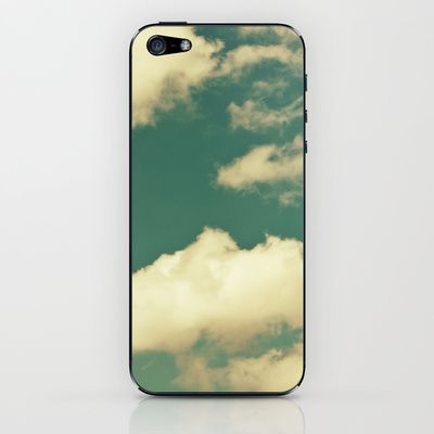 sky, clouds, dreams... iPhone  iPod Skin by VanessaGF - $15.00 #iPhone #case