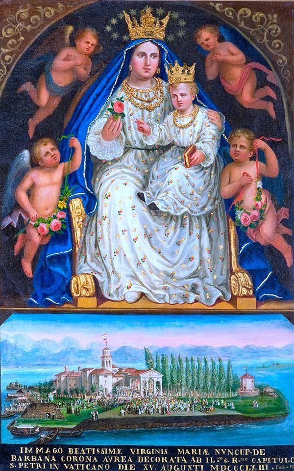 Nossa Senhora de Barbana...  :)