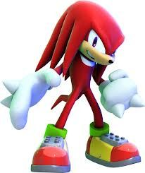 demon knuckles | Knuckles the Echidna