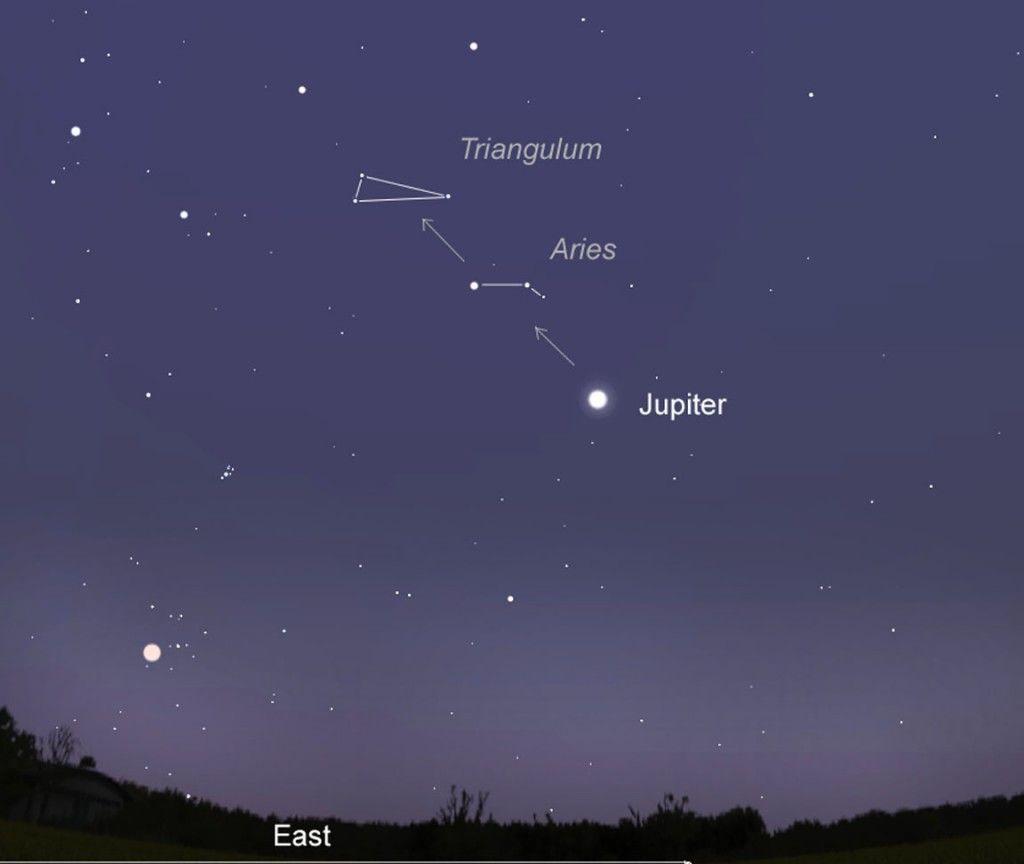 aries constellation within nebula - photo #3