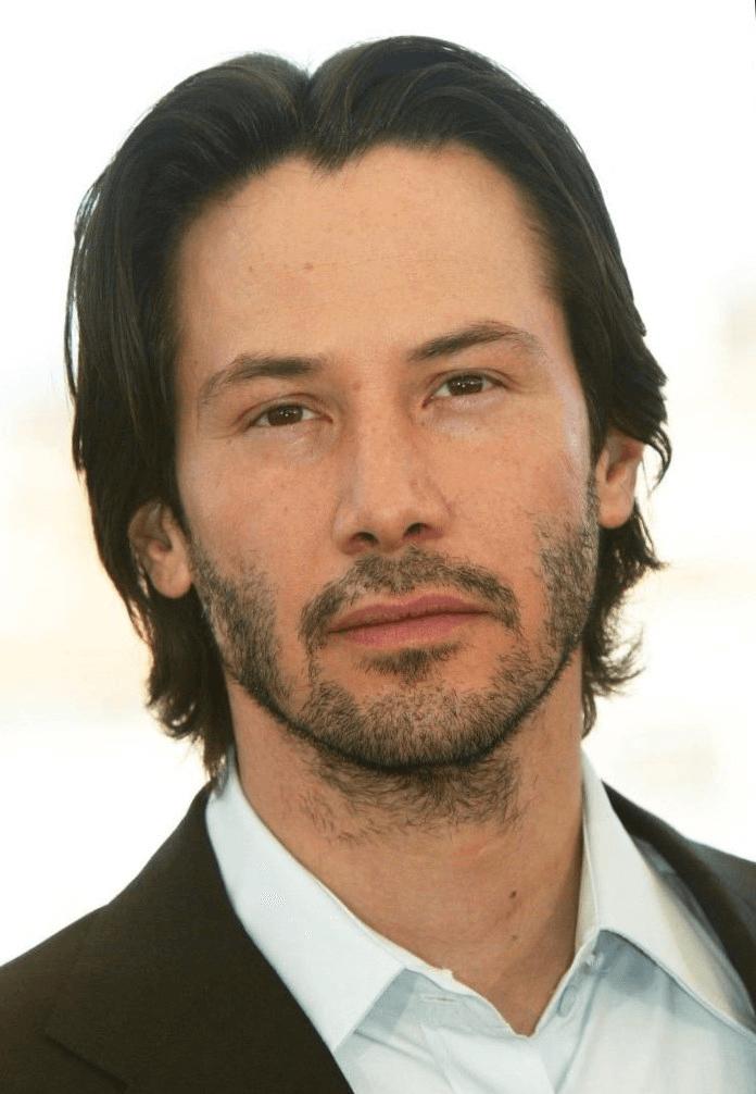 Frisuren Manner Wuschelig Keanu Reeves Best Short Haircuts Haircuts For Men