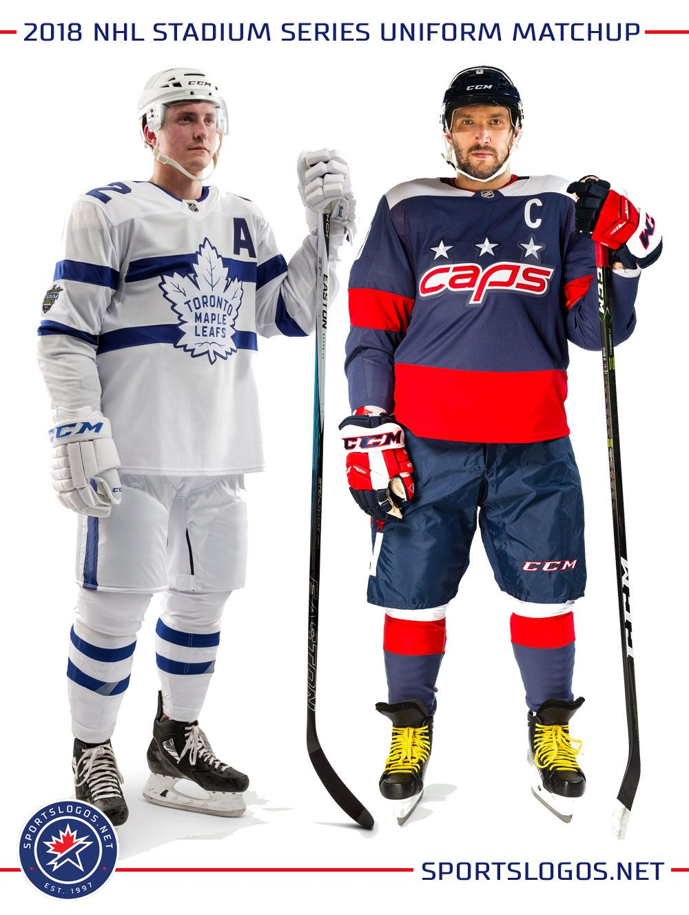 e10d43d0ce4 Leafs are Ready, Aye, Ready for Stadium Series; Unveil Uniform | Chris  Creamer's SportsLogos.Net News and Blog : New Logos and New Uniforms news,  photos, ...