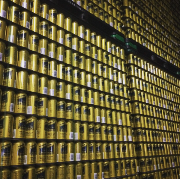 Upslope Brewing beer tour - Colorado Summer Bucket List  photo by: Suzanne Akin