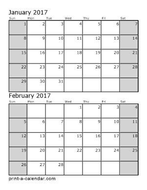 Make Your Own   Or  Printable Calendar Pdf  Plan