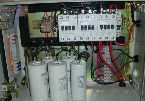 Rotary Phase Converter Designs And Plans Converter Design How To Plan