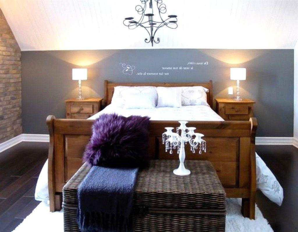 schlafzimmer dachschräge farblich gestalten | Haus in 2019 ...
