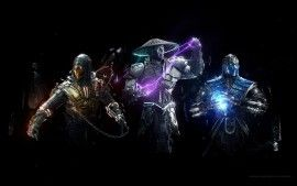 Wallpapers Hd Scorpion Raiden Sub Zero Mortal Combat