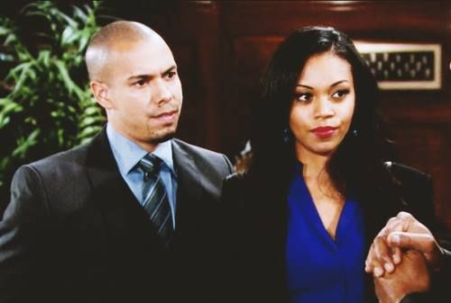 The Couple That Shades Together Stays Together Hevon Young And The Restless Star Family Family Matters