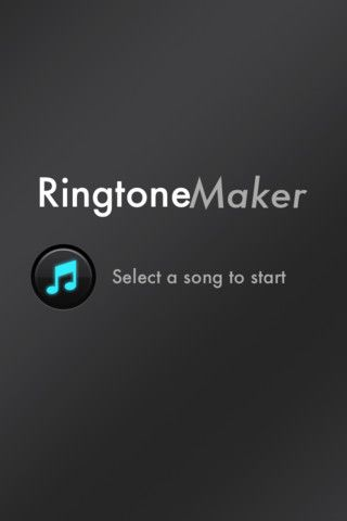 Ringtone Maker - Make free ringtones from your music! for