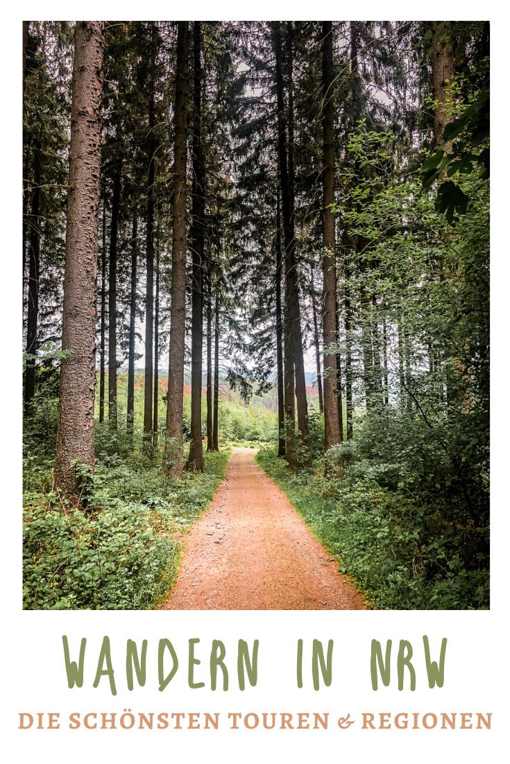 Wandern in NRW? Geht hervorragend. 20 Reise- und Outdoorblogger verraten Dir ihre liebsten Touren und Wanderregionen in Nordrhein-Westfalen. Ob in der Eifel, im Sauerland, Ruhrgebiet oder am Niederrhein, im Teutoburger Wald, Siebengebirge, Neandertal oder im Bergischen Land, lass Dich inspirieren. #wandern #nrw #nordrheinwestfalen #eifel #sauerland #ruhrgebiet #ruhrpott #niederrhein #bergisches land Wandern NRW | Wanderung NRW | Wandern Eifel | Wandern Sauerland | Wandern Niederrhein