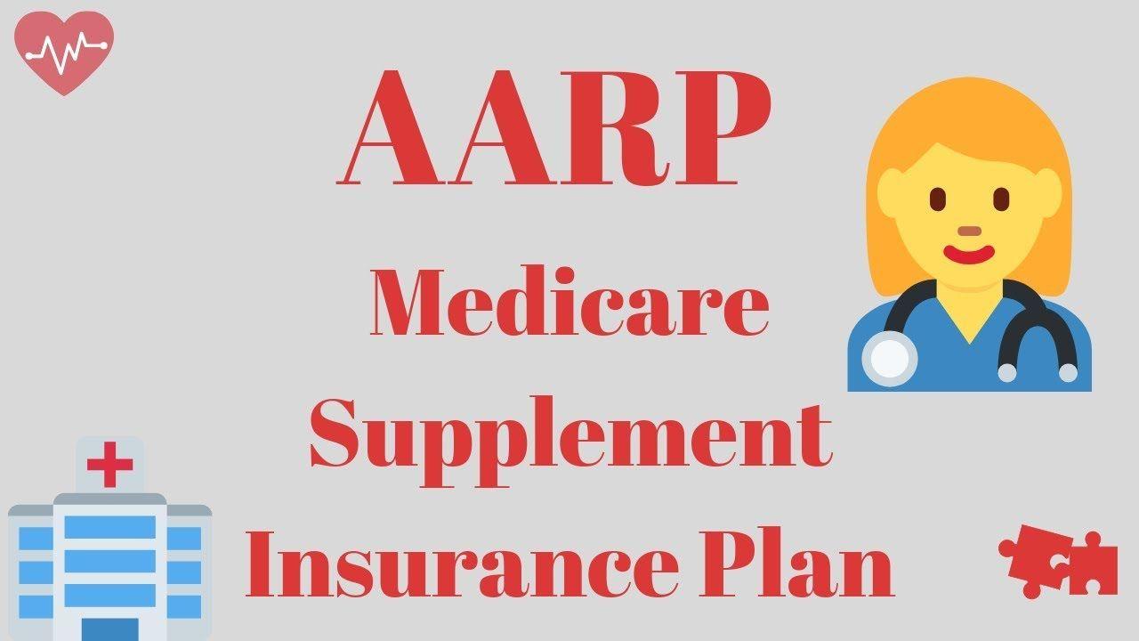 Aarp Medicare Supplement Insurance Plan Review Medicare Supplement Aarp Medicare