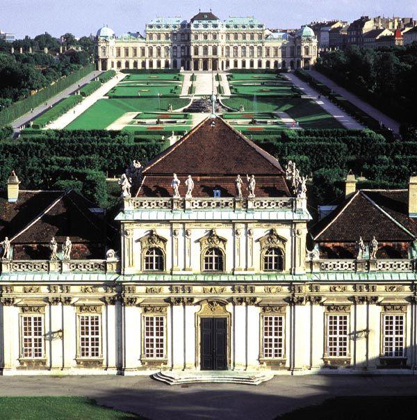 Oberes und Unteres Belvedere