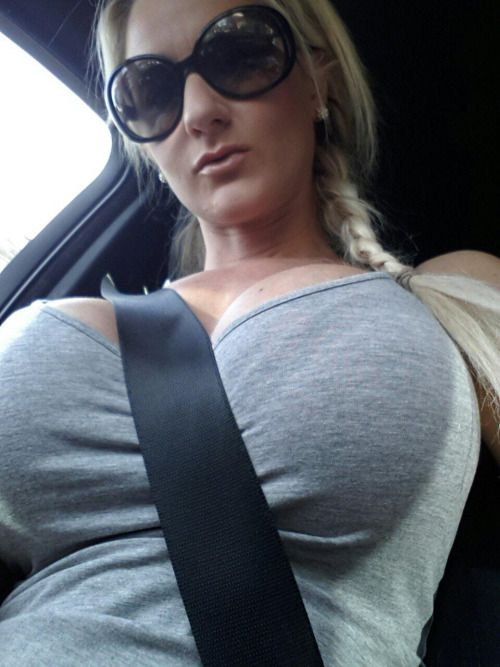 Big Tits in Tight Clothing