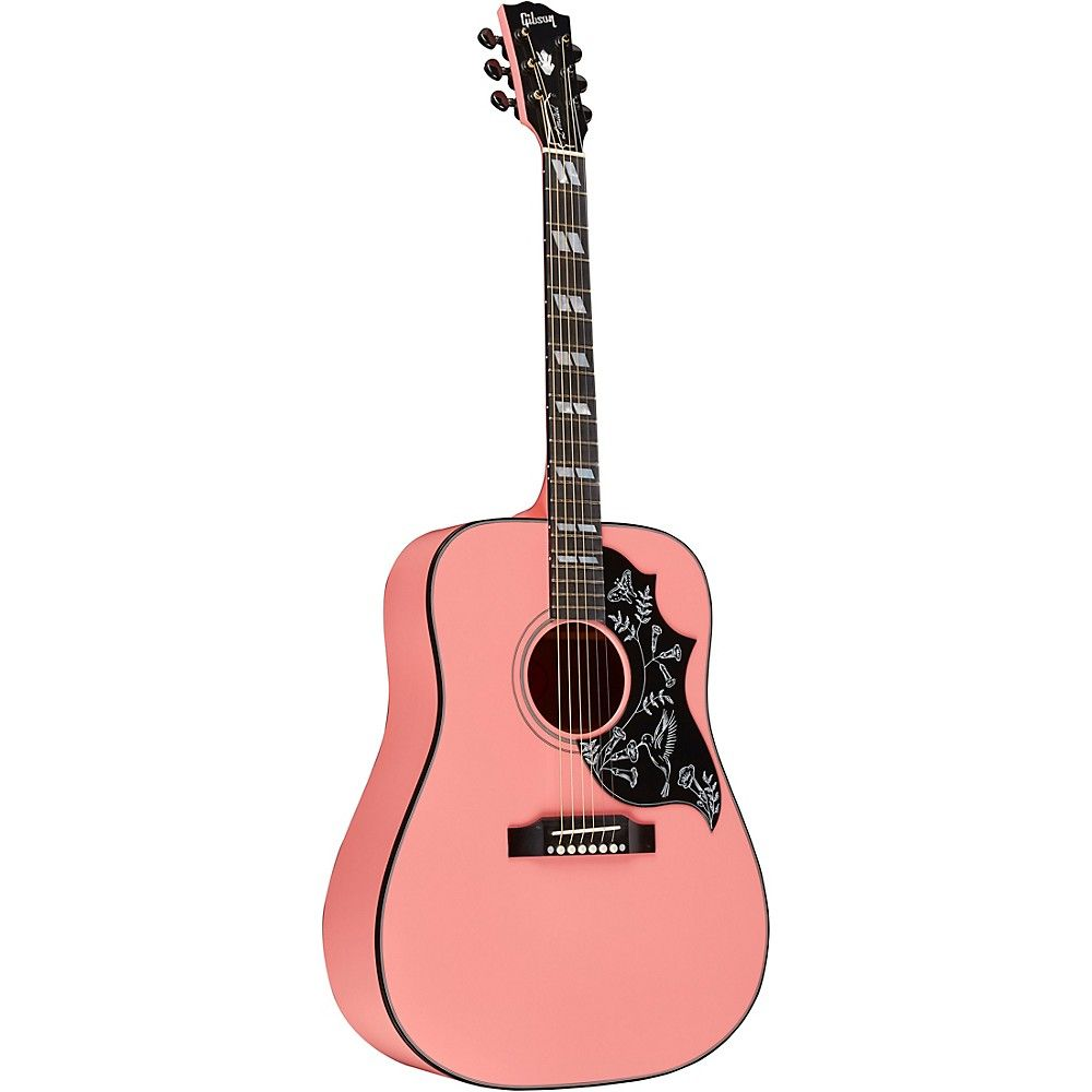 2018 limited edition hummingbird acousticelectric guitar