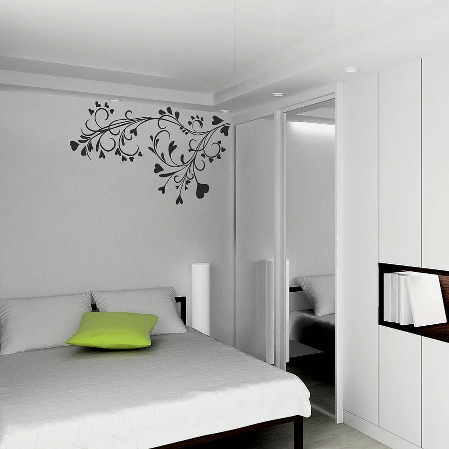 wall designs for bedroom for teenage digihome wall designs for 14 design for bedroom wall - Bedroom Wall Design