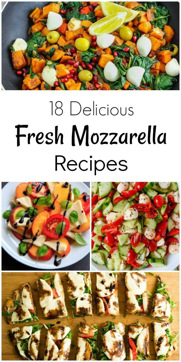 18 delicious fresh mozzarella recipes food blogger recipe round up 18 delicious fresh mozzarella recipes food blogger recipe round up forumfinder Gallery