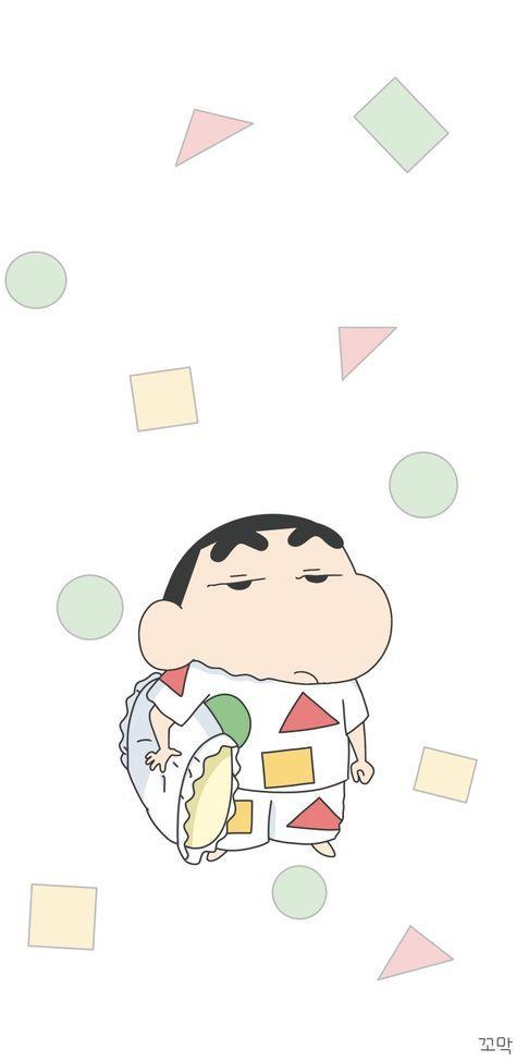 Wallpaper Cartoon Shinchan 64+ Ideas For 2019