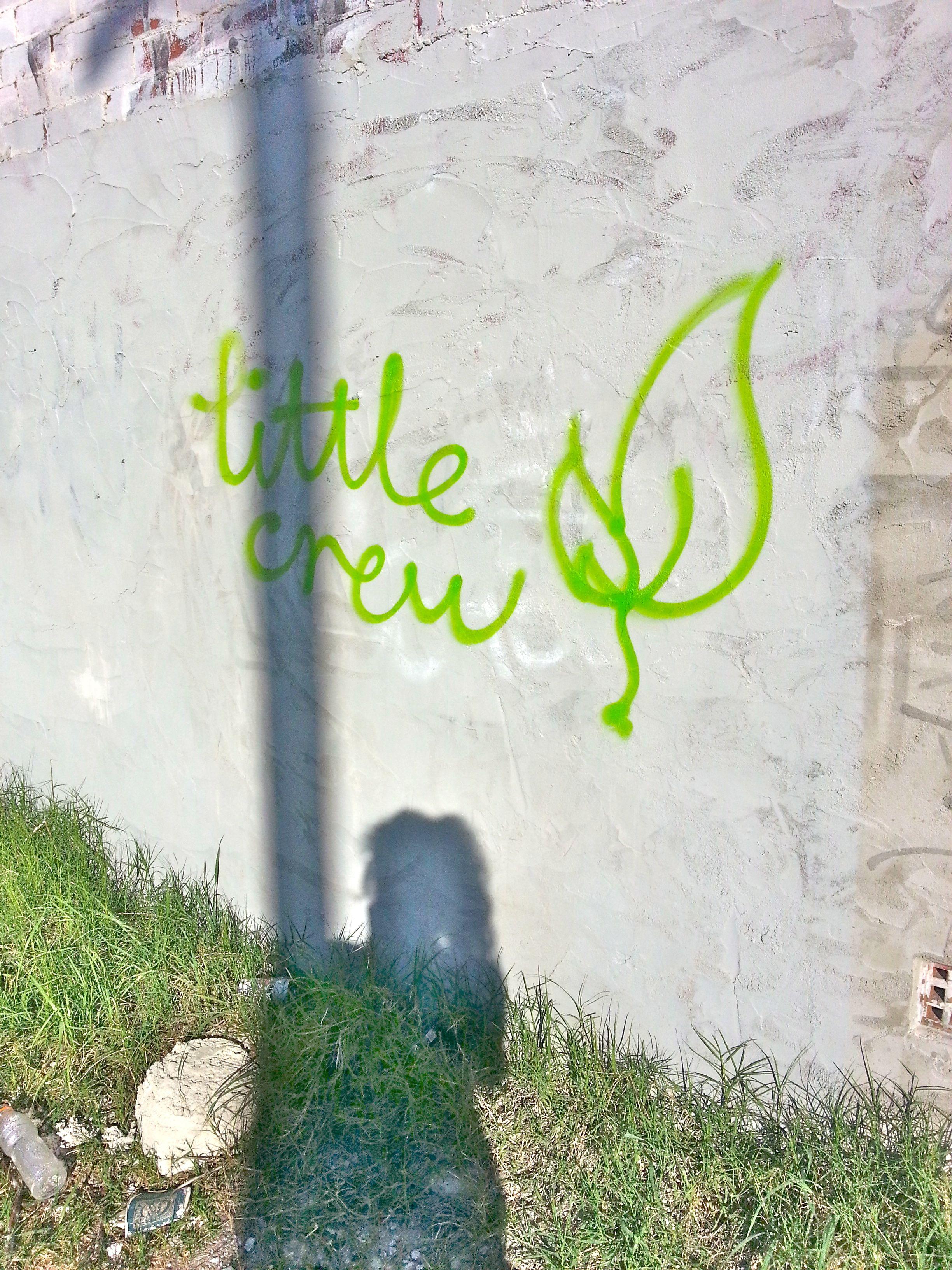 Yep, even Perth street art.