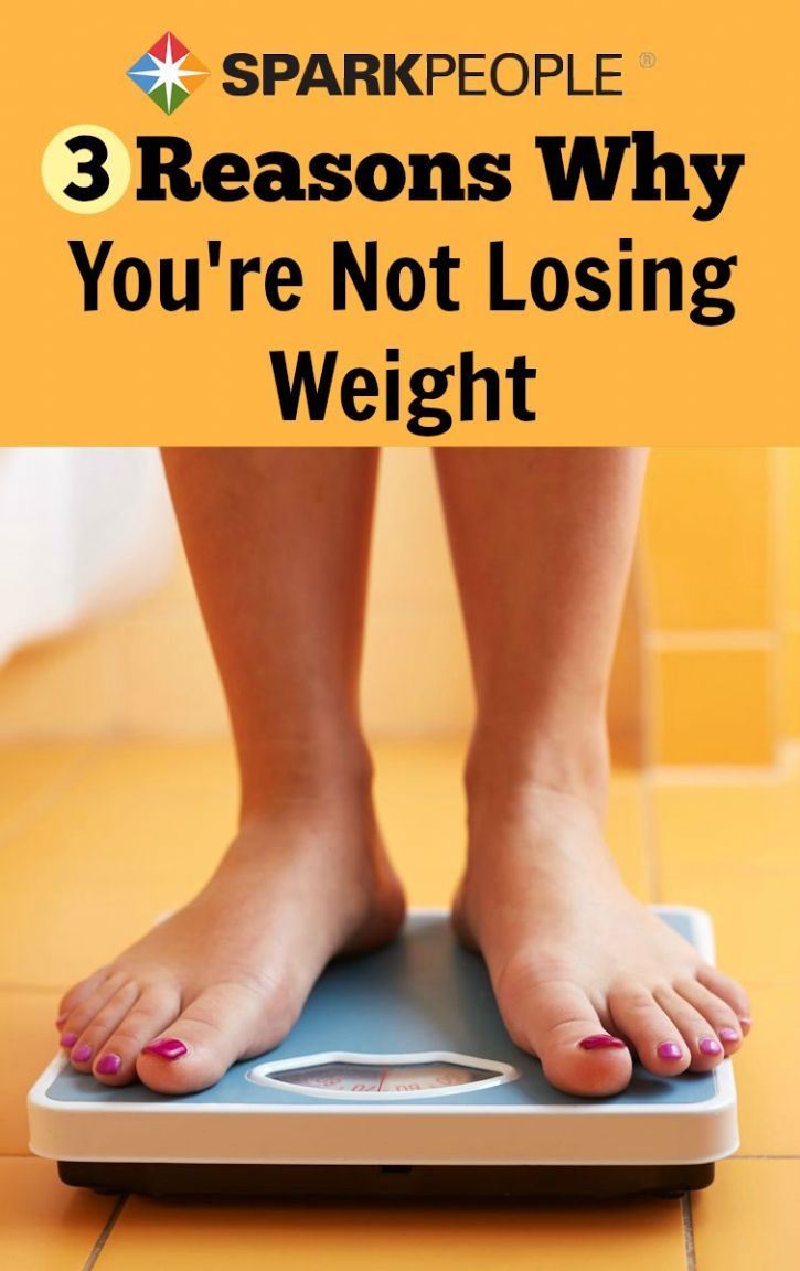 Watch 3 Reasons Your Weight-Loss Efforts Are Plateauing video