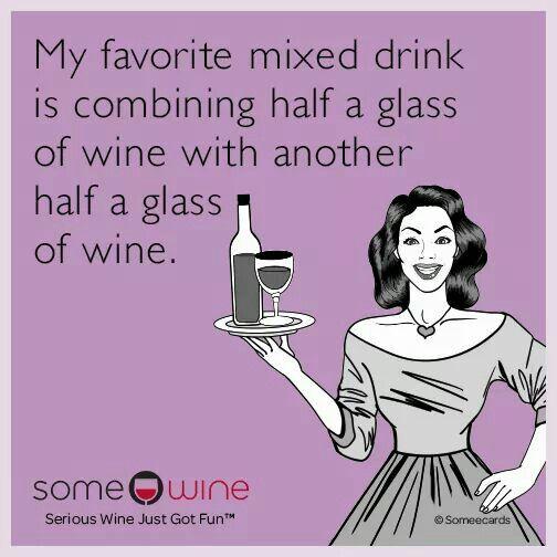 Wine e-card